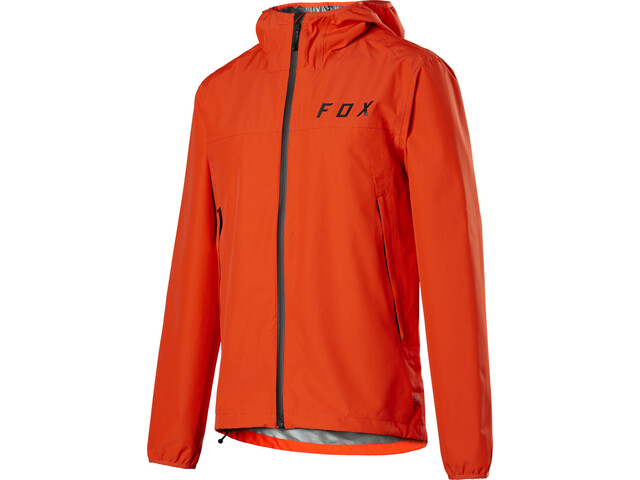 Gratisversand kostengünstig überlegene Materialien Fox Ranger 2,5-Lagen Water Jacke Herren orange crush